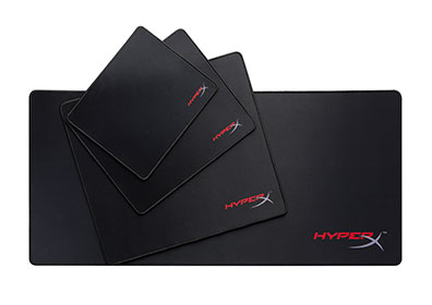 HyperX Fury S FPS Gaming Mouse Pad 마우스패드(HX-MPFS-SM, M, L, XL)