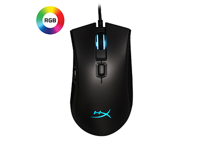 [정림전자]킹스톤 HyperX 펄스파이어 FPS Pro마우스 (Pulsefire FPS Pro RGB Gaming Mouse) (HX-MC003B)