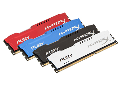 KINGSTON 8GB 1866MHz DDR3 CL10 DIMM HyperX FURY(PC3-14900)