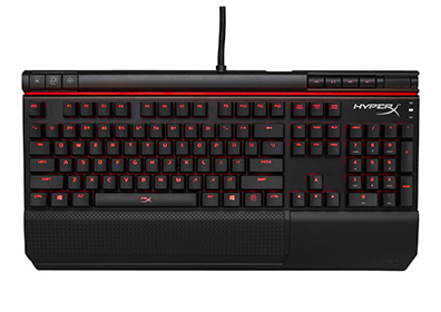 HyperX Alloy FPS Elite Gaming Keyboard  기계식 게이밍 키보드(적축)